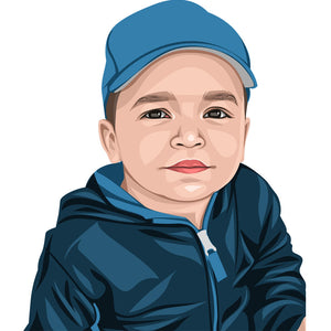 Caricature My Baby (Art Review & File)