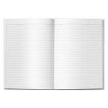Load image into Gallery viewer, Custom Hardcover Notebook