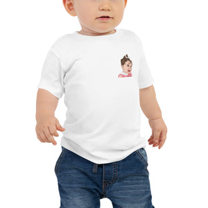 Custom Baby T-Shirt (Chest Print)