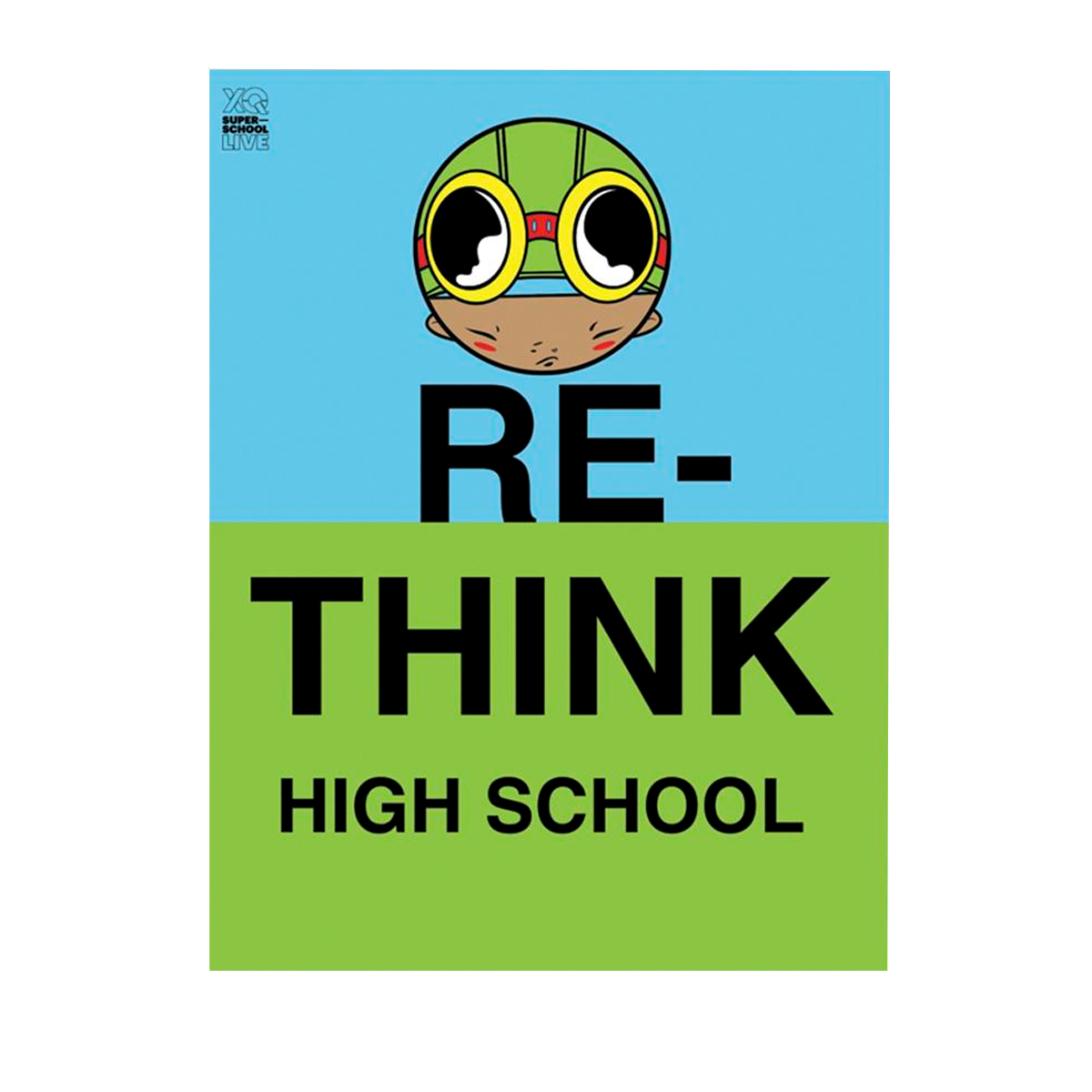 XQ RE-THINK POSTER