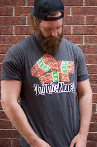 T-Shirt YouTube Money