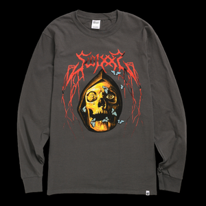Decay Long Sleeve Tee by Maggie Lindemann's clothing brand SWIXXZ.