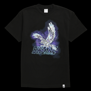Electrify Short Sleeve Tee by the clothing brand SWIXXZ by Maggie Lindemann