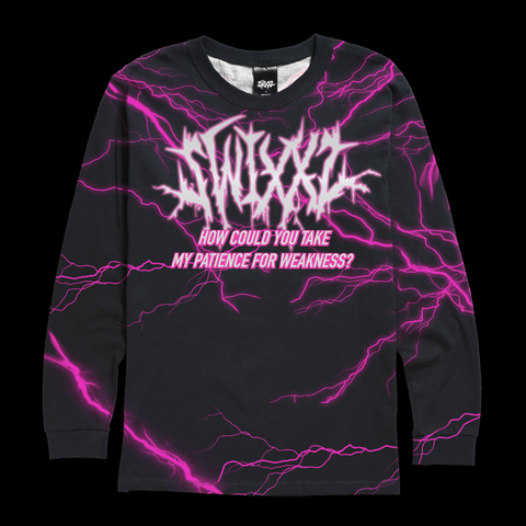 Lightning Long Sleeve Tee