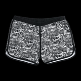 SWIXXZ Reign Of Terror Running Shorts by Maggie Lindemann