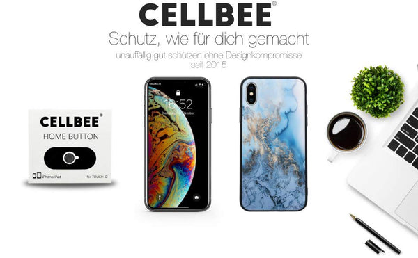 CELLBEE® Marmor Cases - Produkt Vorstellung