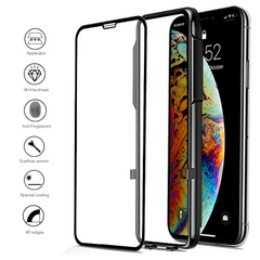 iPhone X Displayschutz 4D curved