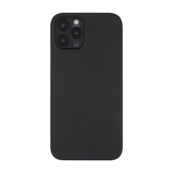 iPhone 12 Pro Max Ultra Slim Case - Deep Black