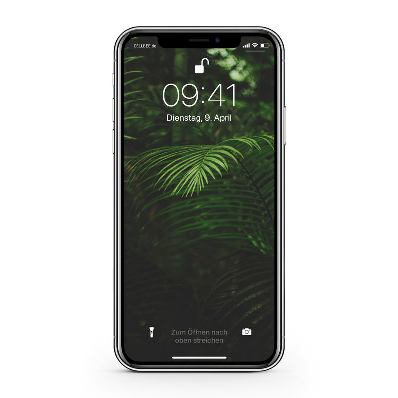 """the Curved"" Version 2019 - iPhone XS Max Displayschutz"