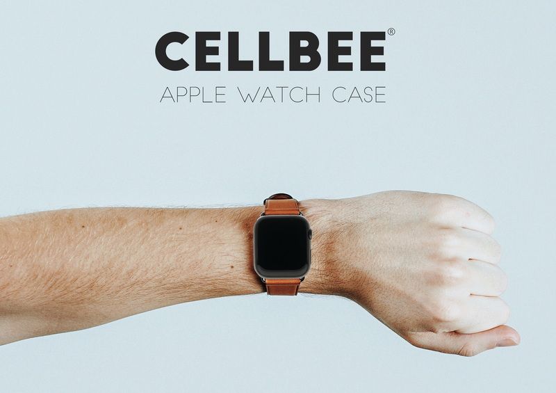 CellBee ultra dünn Hülle Apple Watch