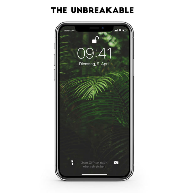 """the Unbreakable"" - iPhone XR Displayschutz"
