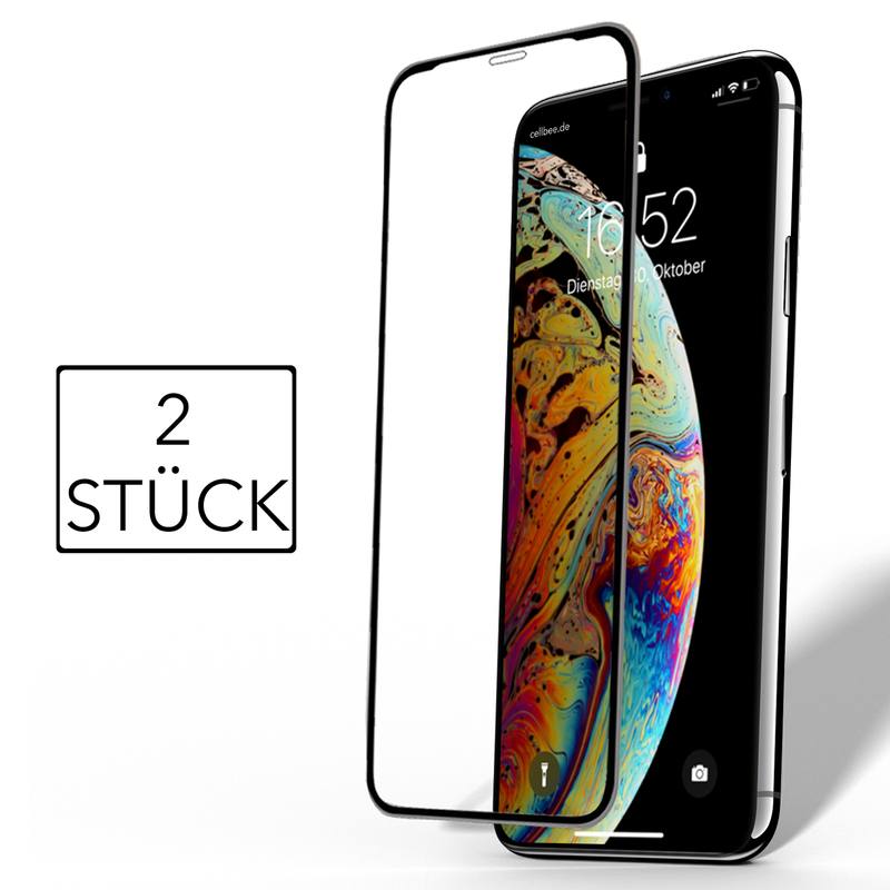 """the Unbreakable"" - iPhone XS Max Displayschutz"