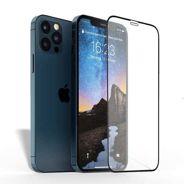 """The Fusion"" - iPhone 12 Displayschutz"