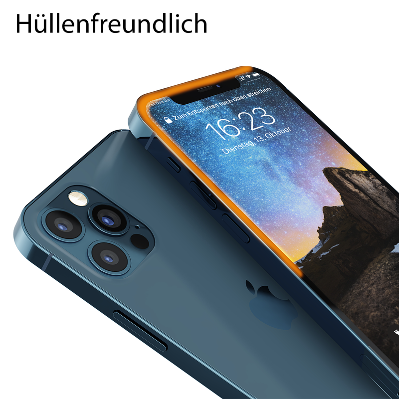 """The Fusion"" - iPhone 12 Mini Displayschutz"