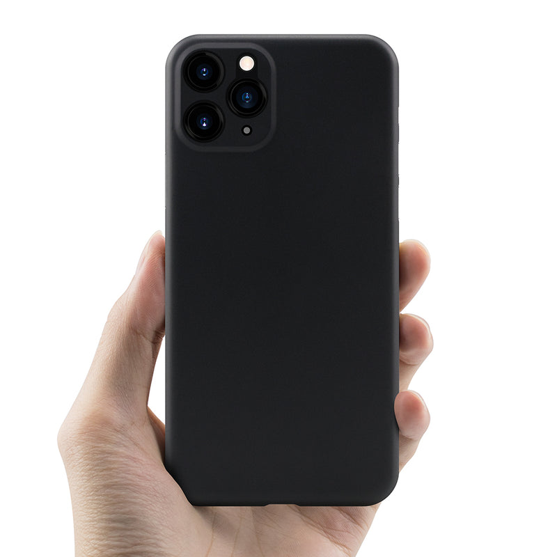 iPhone 11 Pro Max Ultra Slim Case deep black