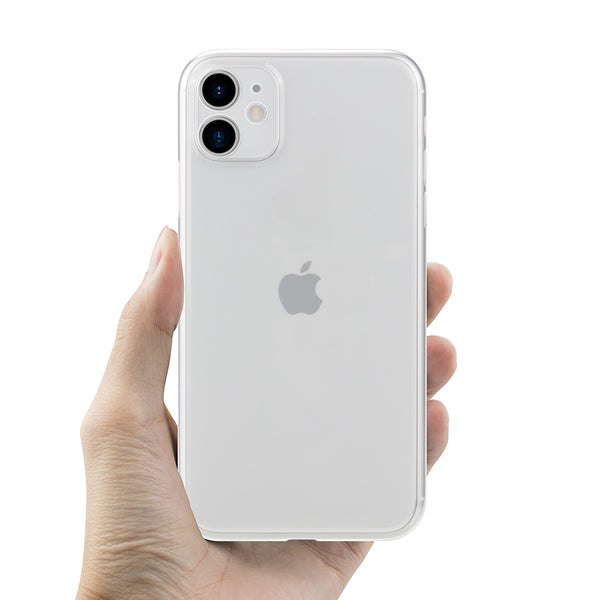 iPhone 11 Ultra Slim Case piano clear
