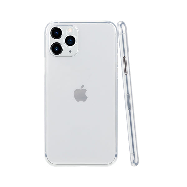 iPhone 11 Pro Max Ultra Slim Case Piano Transparent