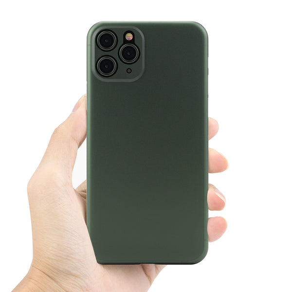 iPhone 11 Pro Max Ultra Slim Case Midnight Green