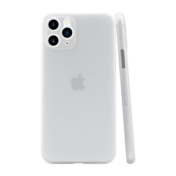 iPhone 11 Pro Max Ultra Slim Case milky transparent