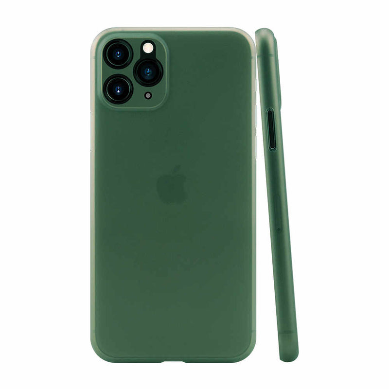 iPhone 11 Pro Ultra Slim Case Midnight Green
