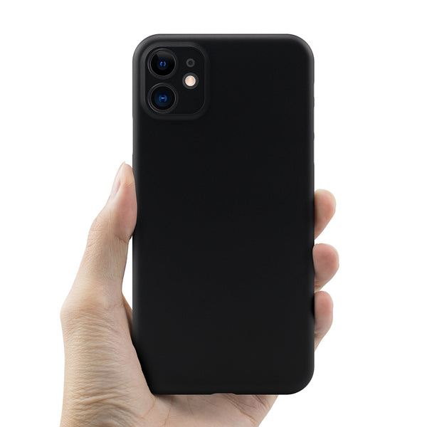 iPhone 11 Ultra Slim Case deep black