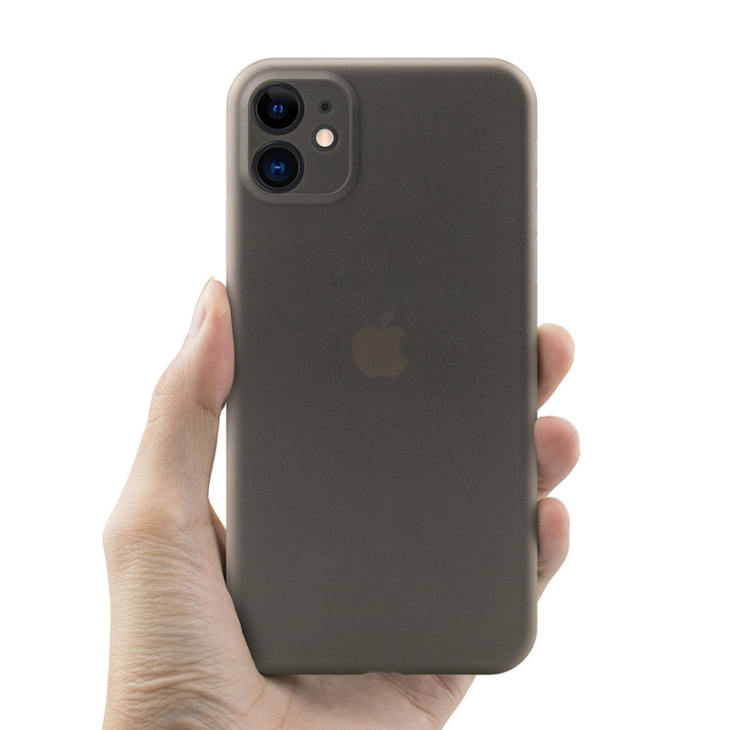 iPhone 11 Ultra Slim Case simple gray