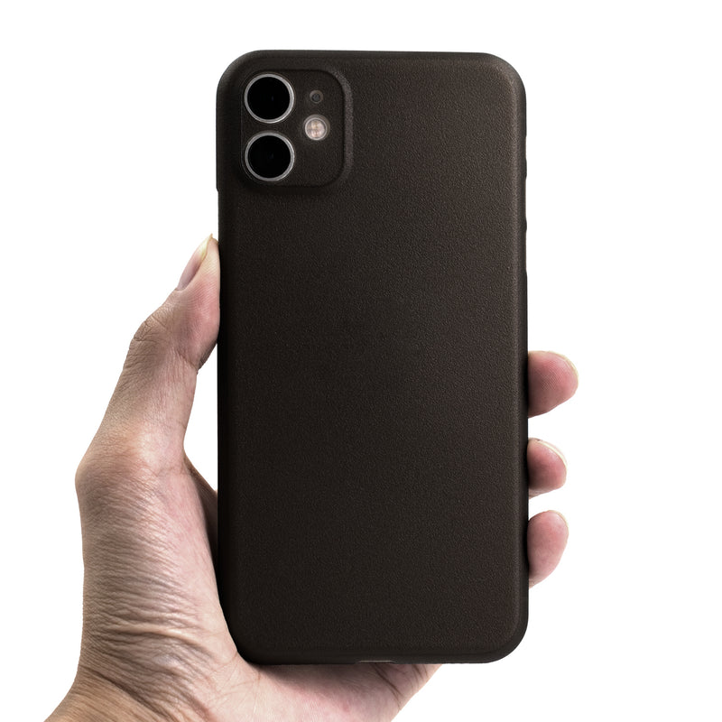 iPhone 11 Ultra Slim Grip Case Frosted Black