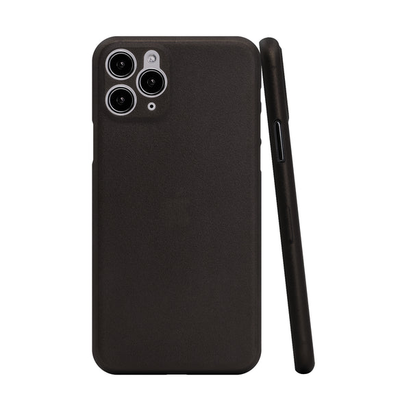 iPhone 11 Pro Ultra Slim Grip Case Frosted Black