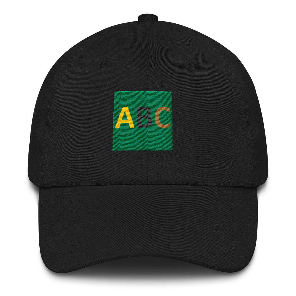 Baseball Caps ABC Logo