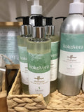 SeaFlower Shampoo - certified organic with aloe vera + seaweed extracts