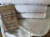 Hydréa London Luxury Bamboo Washcloth