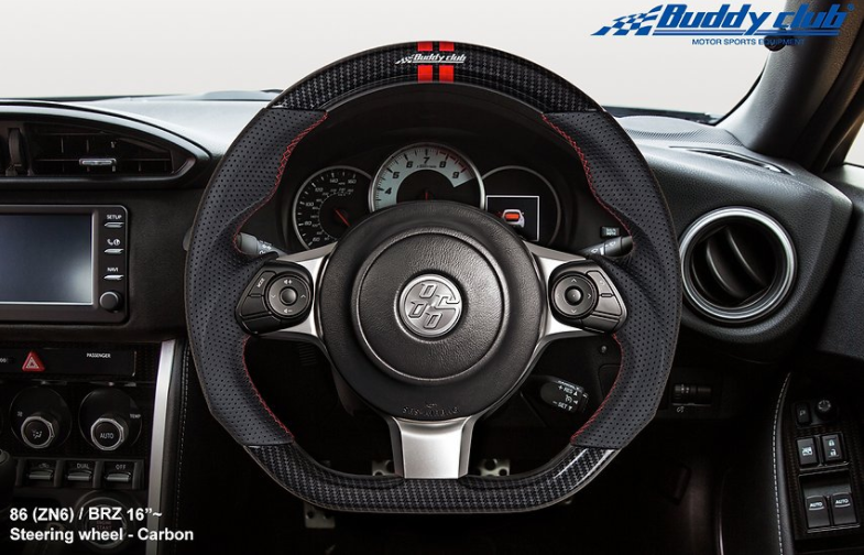 Sports Steering Wheel to suit Toyota 86 FT / Subaru BRZ Facelift (17+)