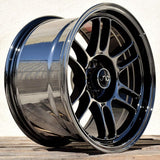 JNC021 Black Chrome