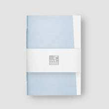 Origin Azure & Bright White Notebook / Exercise book