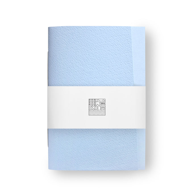 Origin One Azure Blue Notebook / Exercise book