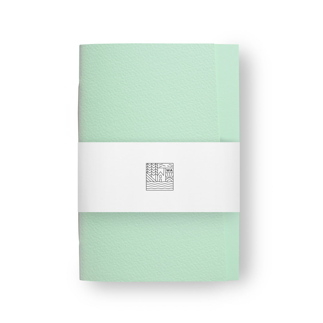 Origin One Park Green Notebook