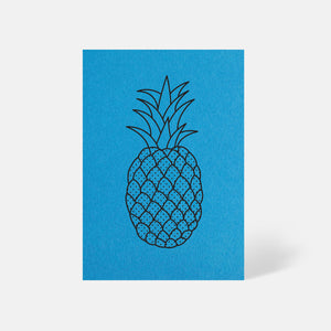 Pineapple Card Tabriz