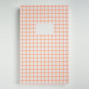 Paperways Recycled Drawing Notebook Coral