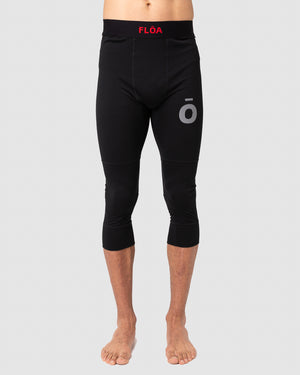 Copy of All Action Base Layer Bottoms - 3/4 Length Black | 50% DISCOUNT