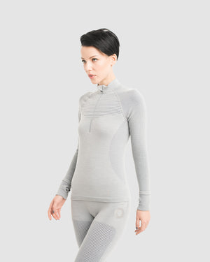 Backcountry Base Layer Top - Half Zip