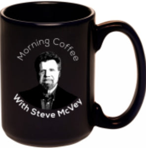 Coffee Mug - Morning Coffee With Steve McVey