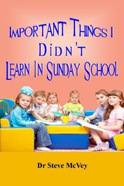 Important Things I Didn't Learn in Sunday School - MP3 Audio Download