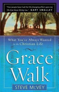 Grace Walk - Book