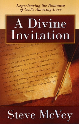 A Divine Invitation - Book