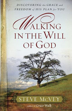 Walking in the Will of God - Book