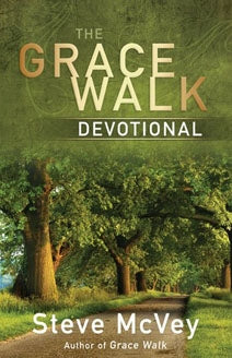 Grace Walk Devotional - Book