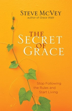 The Secret of Grace - Book