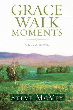 Grace Walk Moments - Book