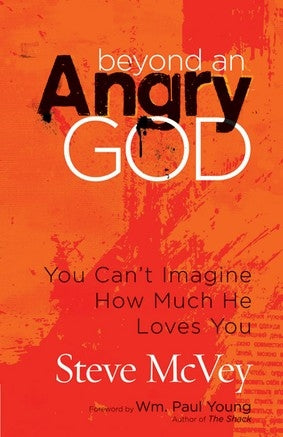 Beyond An Angry God - Book