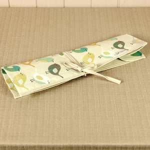Birds Needle Case & Accessories Gift Set